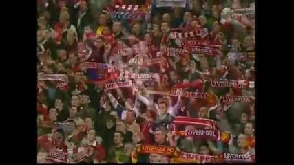 Youll Never Walk Alone Liverpool vs Barcelona