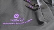 [бг] Раница със слушалки за таблети Revopad - Revo Back Pack [full Hd]