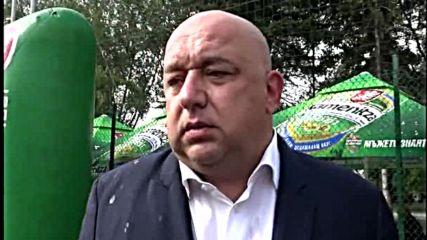 Кралев огорчен след ЦСКА - Левски: Войната трябва да спре
