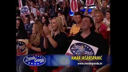 Amar Jasarspahic - Samo ovu noc (live)