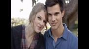2 кръг || Taylor Swift and Taylor Lautner