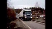 Scania Дига Преден Мост