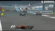 Себастиян Фетел Световен Шампион Във Формула 1 за 2010година