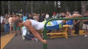 The Best Complication Russian of Full Planche 2013