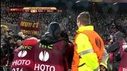 Фейенорд 1 - 2 Рома ( 26/02/2015 ) ( лига европа )