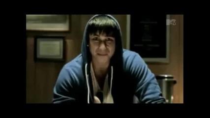 Реклама на Джъстин Бийбър с Pauly D за филма му Never Say Never