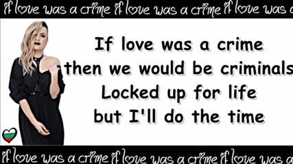 [lyrics] Poli Genova - If love was a crime (eurovision 2016/bulgaria)