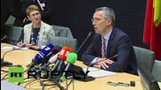 Belgium: Stoltenberg sets out the communication between Russia and NATO