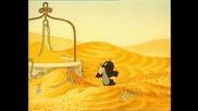 Къртичето В Пустинята