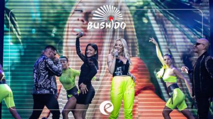 Представяне на Джале в Пловдив клуб Bushido