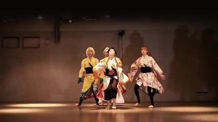 【みうめ・仮面ライアー217・先生と僕】千本櫻 踊ってみた。hd