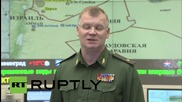 Russia: Defence Ministry spokesperson confirms success of airstrikes on ISIS