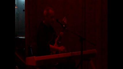 Николай Иванов от група Ом на живо в Groovy Bar - 3