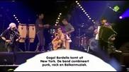 Gogol Bordello - Companjera