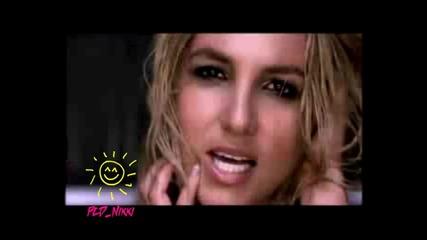 Britney Spears - Womanizer + Бг Субтитри(добро Качество)