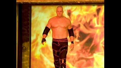 (wwe) pesenta na Kane