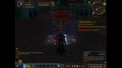 Wow Death Knight Lvling Part 2