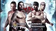Предстоящите мачове на Hardcore Justice 2012