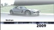 Как Mercedes Amg написа историята си?