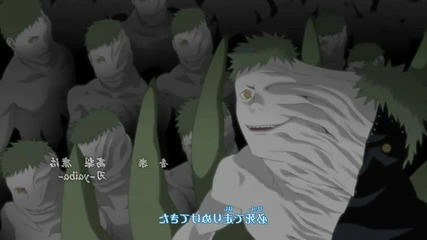 Naruto Shippuuden Opening 9 (bg subs)
