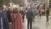 UK: Crowd flees after fatal 'explosion' at the Manchester Arena