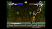 Kung Lao - Combo