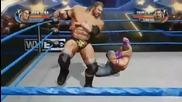 Wwe All Stars Gameplay - Triple H vs John Cena
