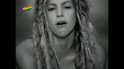 Превод* Shakira - No (dvd Rip)(high Quality)