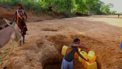 Мисията да доставиш вода (