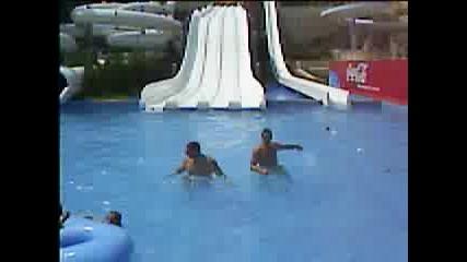 Акваполис - Малкото цунами