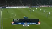 ( Champions league ) Olympique Lyonnais 4 - 0 Debreceni Vsc 9.12.09