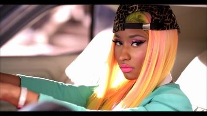 Nicki Minaj feat. Cassie - The Boys / Official video /