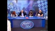Music Idol 2 - Mилен Димитров Много Смешно / София /
