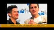 Kendall Schmidt and Logan hendersan Better Get To Moving Stand Forever Fan Video