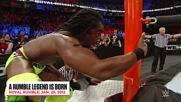 Kofi Kingston's awe-inspiring moments: WWE Playlist
