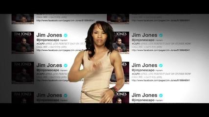 Jim Jones feat. Aaron Lacrate - Everybody Jones ( Официално Видео ) ( Високо Качество )