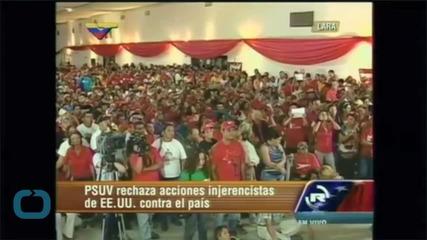 Venezuela Vice President Squeezes Media Bosses Over Drugs Story