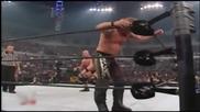 Отмъщение 2001: Стив Остин срещу Крис Джерико - За Безспорната Титлата