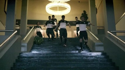 реклама на Nike - footbal