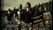 Sabaton - En livstid i krig - Swedish lyrics (2012) - sabaton-carolus Rex