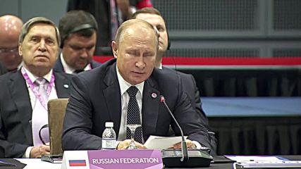 Singapore: Putin invites ASEAN Businesses to SPIEF, Eastern Economic Forum