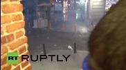 Turkey: Clashes erupt in Istanbul over Suruc attack