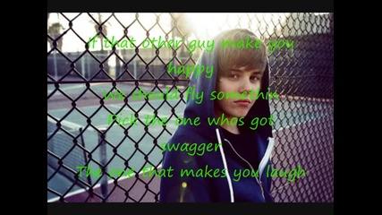 Prevod!!!justin Bieber - Pick Me