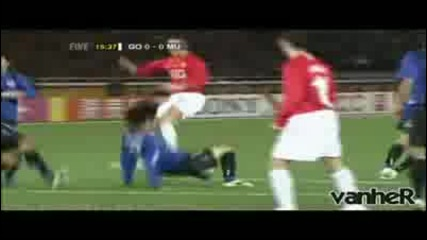 Manchester United vs Barcelona Champions League 2009 Preview Hd Glory Glory Man United