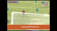 13.03.09 Пирин - Локомотив (сф) 0:2 гол на Зоран Балдовалиев (0:4)