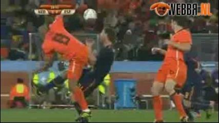 Адска Пародия На Спарта! - - - This is Holland !! Няма Такъв Ритник! Lol!