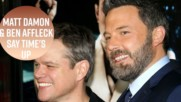 Ben Affleck & Matt Damon vow to adopt inclusion riders