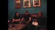 Disturbed Видео интервю Част 1