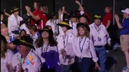 Wwe is proud to help kick off the 2014 Special Olympic Usa Games