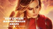 Джъд Лоу показва яки движения в трейлъра на Captain Marvel